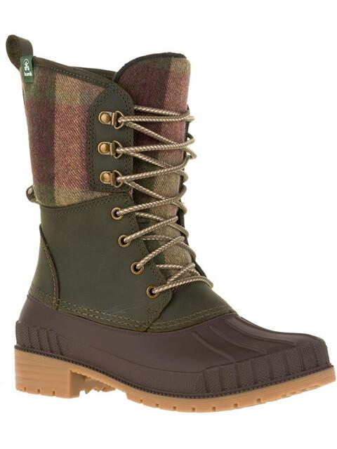 Kamik Sienna2 Shoes Women khaki-kaki